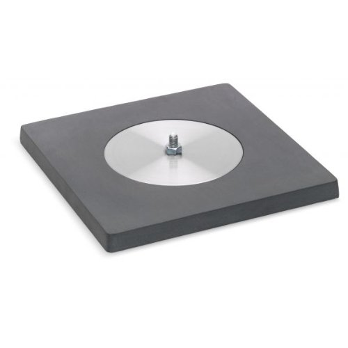 Torch Base (Stainless Steel) (2.5''H x 10.25''W x 10.25''D)