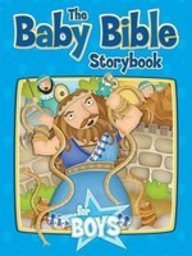 The Baby Bible Storybook for Boys