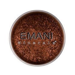 - Emani Natural Crushed Mineral Color Dust #156 Wine & Dine Dust