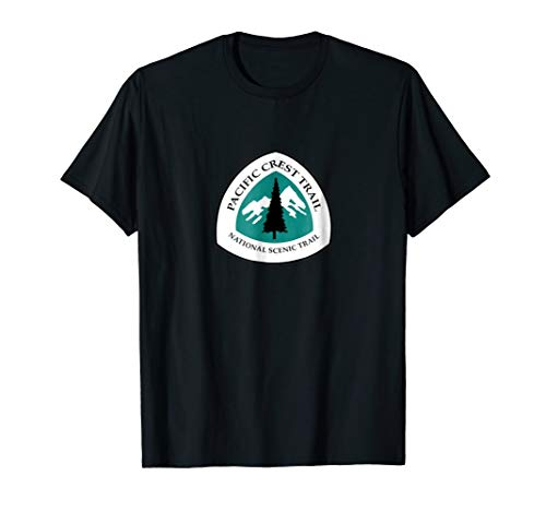 (PCT Logo TShirt - Pacific Crest Trail Shirt)
