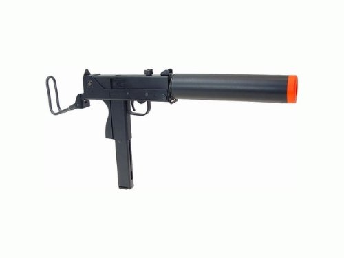 hfc m11 green gas blowback airsoft smg(Airsoft Gun) (Hfc Green)