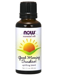 NOW Foods Good Morning Sunshine Oil Blend, 1 Fluid Ounce