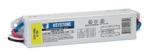 Keystone KTEB-221PS-1-TP Residential Use Only Electronic Ballast 2x F21T5 - 120V Keystone Technologies