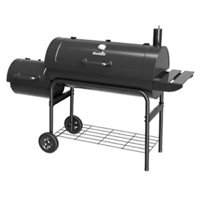Char-Broil 14201571-DI American Gourmet Deluxe Offset Smoker from Char-Broil