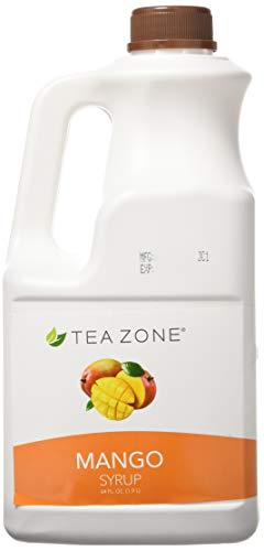 (Concentrated Syrup Flavoring 64 Fl. Oz, Mix & Make Slushies, Smoothies, Juices, Flavored Tea, Frozen Yogurt and Alcoholic Cocktails (Mango) )