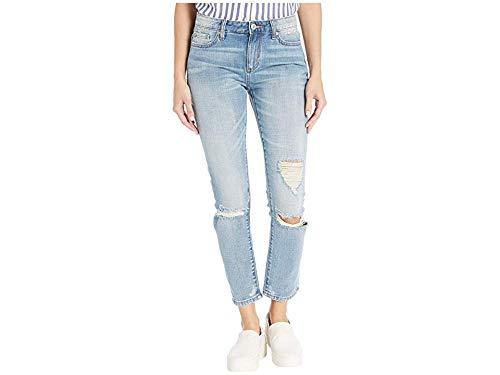 Miss Me Women's Boyfriend Jeans in Light Blue Light Blue 27 28 (Miss 12 Jeans Me)