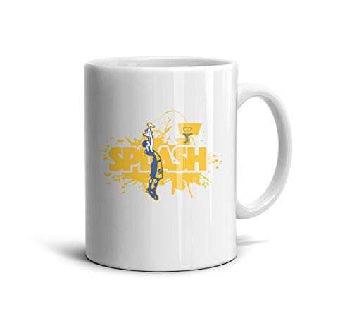 - Sios07 Souvenir Design National American Basketball Games Players Ceramic Coffee Mug Motivational White TeaMugs Lovers Cup MVP Best Player Tumblerful
