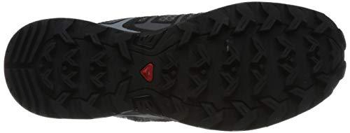 Ultra Prime 3 Trail Salomon Uomo Scarpe black Grigio monument X Running Da magnet 5wpOwUaq