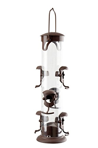 Red Carpet Studios 45113 Birdfeeder 6 Feeding Stations by Red Carpet