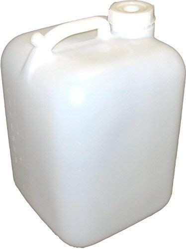 Hedpak HD5 Hedpak-5-Gal 5 Gallon Plastic Carboy with Handle-BPA Free & Food - Carboy Gallon 5
