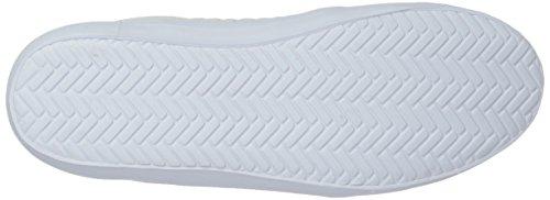 K-Swiss Men's Backspin Fashion Sneaker White/Gull Gray MfSLesuj