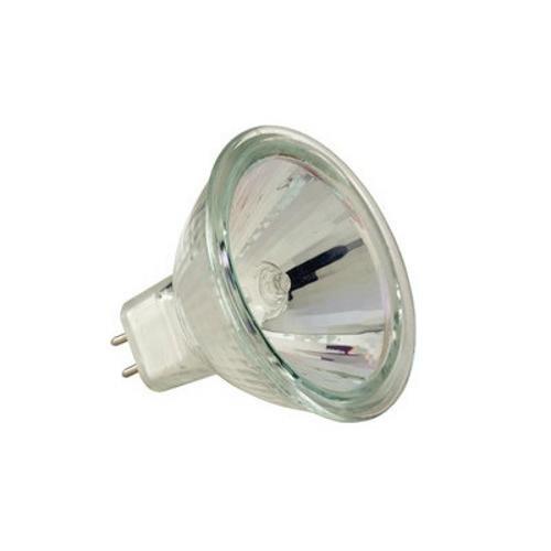 Eiko EXN-FGx50 EXN-FG 12V 50W 38 Degree Flood MR16 GU5.3 Base Light Bulb (Pack of 50)