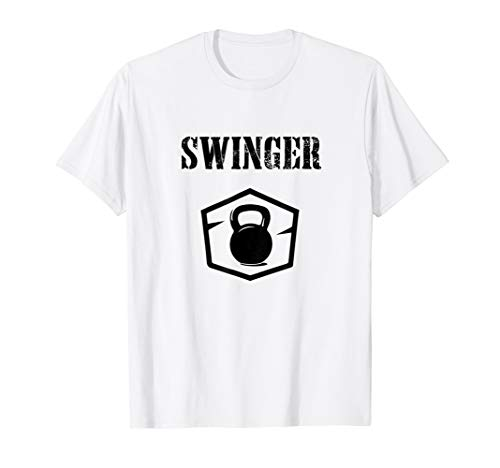 Swinger Kandu Fitness Men Women T-Shirt
