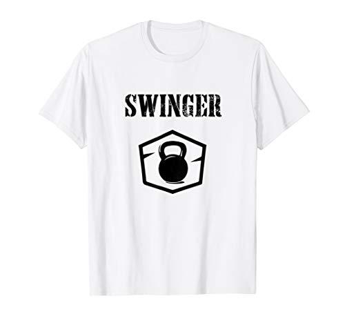 - Swinger Kandu Fitness Men Women T-Shirt