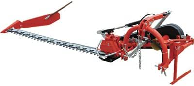 PGF Double-Action Sickle Bar Mower - 6ft. Cutting Width ...