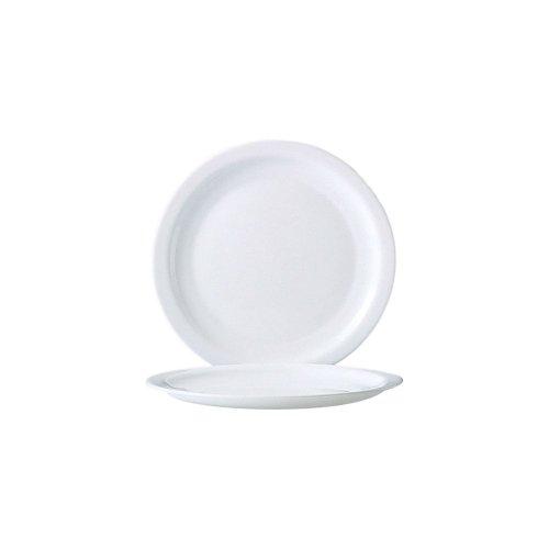 Arcoroc 59943 Restaurant White 10.25