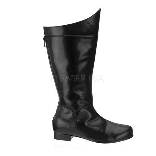 Funtasma by Pleaser Men's Halloween Hero-100,Black,M (US Men's 10-11 M) for $<!--$47.29-->