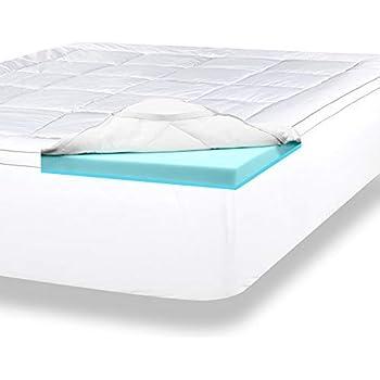 Amazon Com Sleepbetter Iso Cool By Isotonic 3 Quot Memory
