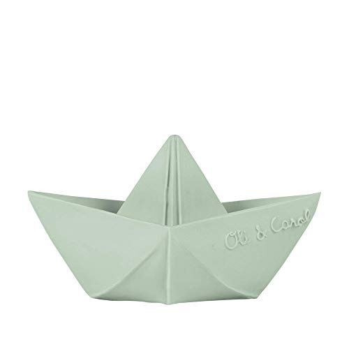 Oli & Carol Origami Boat, Mint