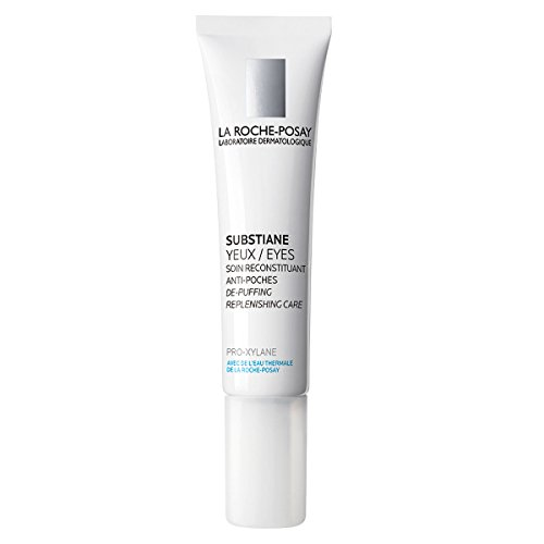 La Roche-Posay Substiane Eyes Eye Cream Puffiness Replenishing Anti-Aging Care, 0.5 Fl. Oz