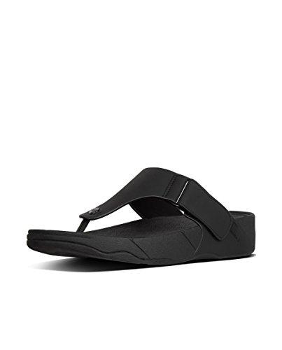 Fitflop Trakk II In Neoprene - Sandalias de Hombre EN Color Negro