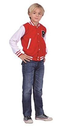 Letterman Jacket Child Costume by RG Costumes