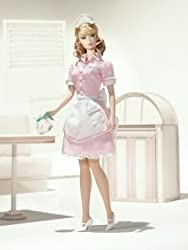 Barbie Fashion Model Collection (Bmfc) - The Waitress Barbie Doll