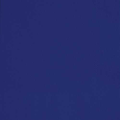 Navy Blue Paper Napkins, 20ct