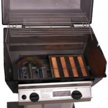 Broilmaster R3b Grill Head Infrared Combo Natural Gas