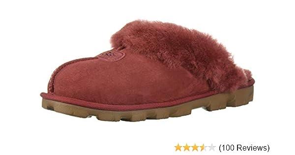 e123b1b6a Amazon.com | UGG Women's W Coquette Slipper | Slippers