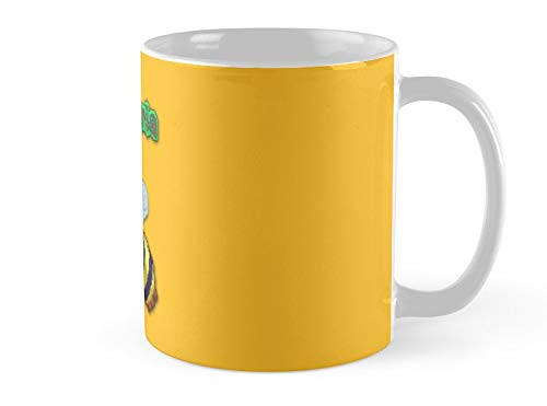 Pre Hero Mug Terraria Queen Bee Mug - 11oz Mug - Dishwasher safe - Made from Ceramic - Best gift for family friends -