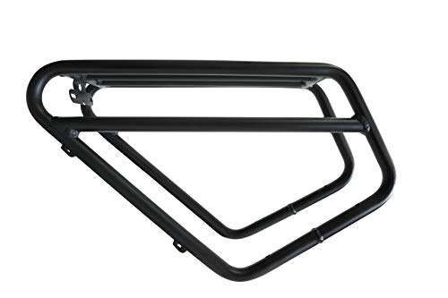 Rattan Fat Bear Bike Cargo Rack Bicycle Touring Carrier Luggage Rear