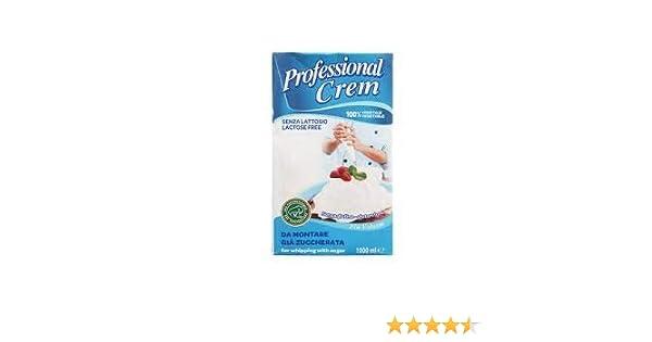 Professional Cream Nata Azucarada para Roscón de Reyes y Postres ...