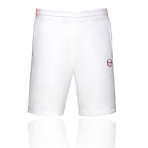 (Sergio Tacchini Club Tech Shorts - SS19 - Large - Red)