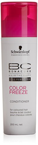Schwarzkopf Bonacure Color Freeze Conditioner, 1er Pack, (1x 0,2 L)