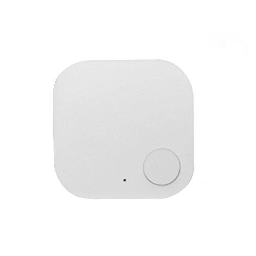 Smart Bluetooth Tracer Pet Child Wallet Key GPS Locator Tag Alarm(White) - 8