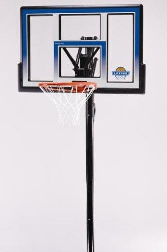 Lifetime 90020 Height Adjustable In Ground Basketball System