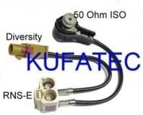 Adaptador de antena Diversity Radio a RNS-E