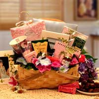 Gift basket for her: Because You're Special (Medium)