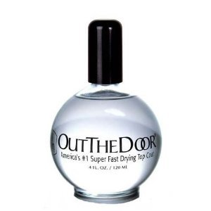 INM Out-the-Door No. 1 Super Fast Drying Topcoat 4Ounce Refill Only -