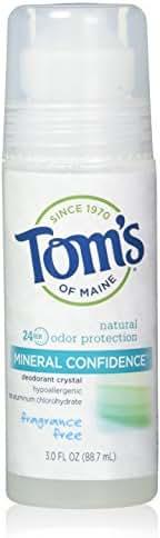 Deodorant: Tom's of Maine Mineral Confidence Deodorant Crystal