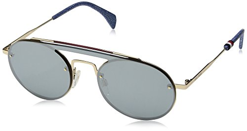 Tommy Hilfiger Women's Gigi Hadid 3/s Round Sunglasses, 083I T4, 99 - Hilfiger Sunglasses