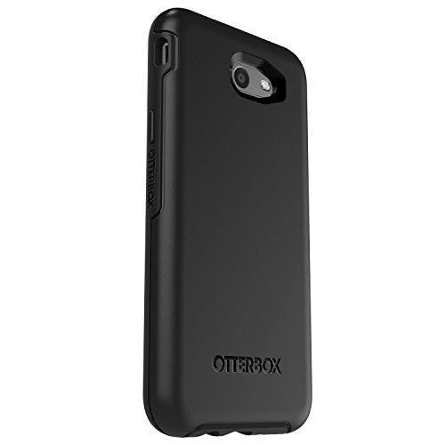 meet 48529 5af37 OtterBox SYMMETRY SERIES Case for Samsung Galaxy Express Prime 2/Amp Prime  2/Sol 2/J3 Emerge/J3 Prime/J3 Luna Pro - Retail Packaging - BLACK