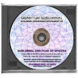 BMV Quantum Subliminal CD End Fear of Spiders: Overcome Arachnophobia (Ultrasonic Phobia Series)