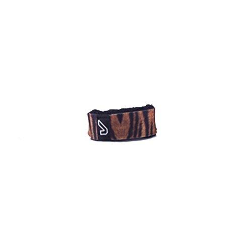 Gruv Gear FW-1PK-TIG-SM | Small Fretwraps 1 Pack String Muter Tiger Print