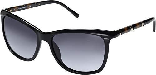 Diane Von Furstenberg Women's DVF609S Hannah Square Sunglasses, 56mm -