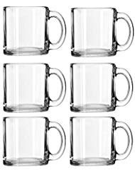 glass coffee mugs - 3