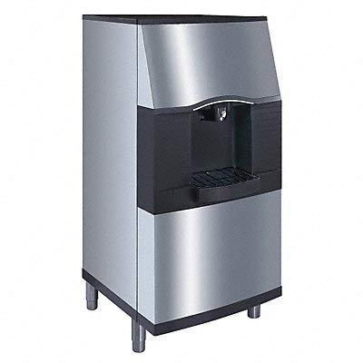 - Manitowoc SFA-291 Vending Ice Dispenser With Built-In Water Valve
