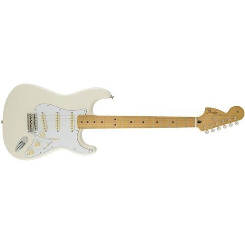 Stratocaster - Olympic White (Jimi Hendrix Signature Guitar)