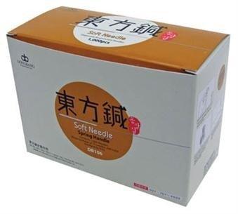 Akupunkturnadeln DongBang DB106 0.25x30 - 1000 Stück